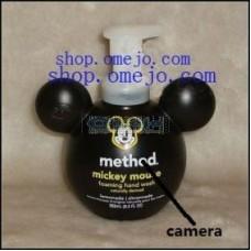 32GB Hand Wash Spy Camera HD Bathroom Spy Camera 720P DVR Motion Detection And Remote control ON/OFF