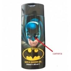 BATMAN Shower Gel Bottle Camera Remote Control